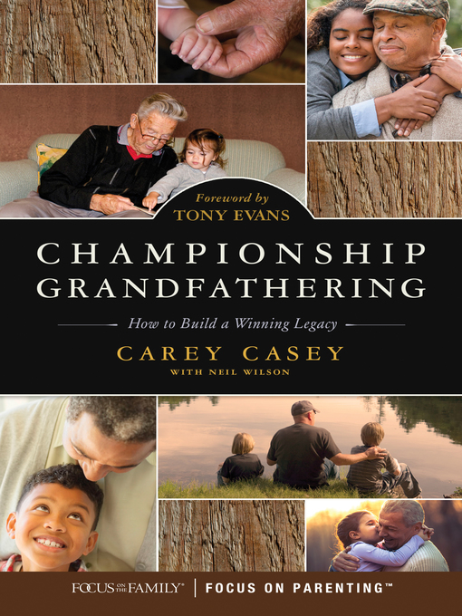 Title details for Championship Grandfathering by Carey Casey - Wait list