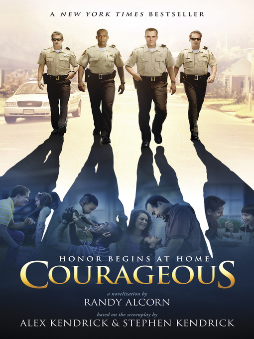 Title details for Courageous by Randy Alcorn - Available