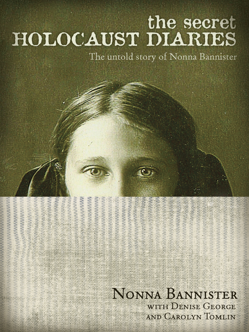 Cover image for The Secret Holocaust Diaries