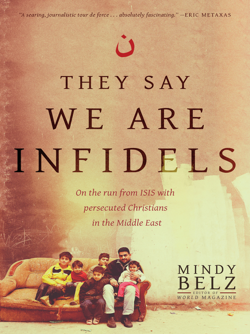 Cover of They Say We Are Infidels