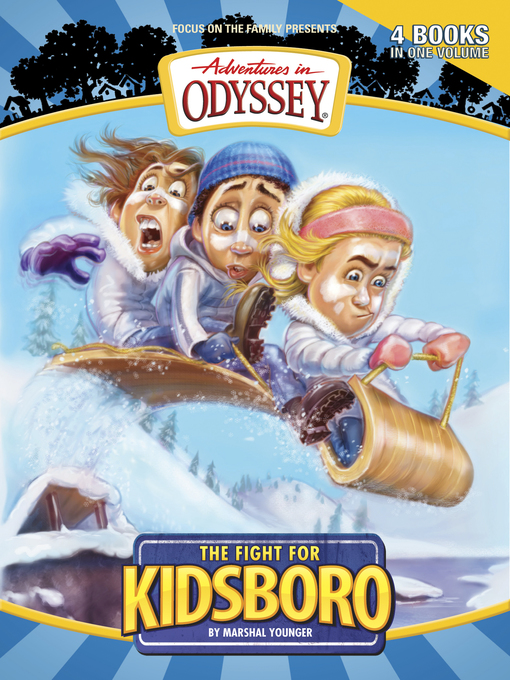 Cover image for The Fight for Kidsboro