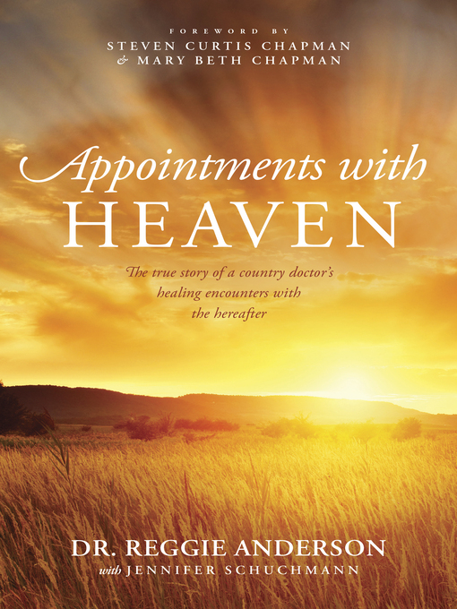 Title details for Appointments with Heaven by Reggie Anderson - Wait list