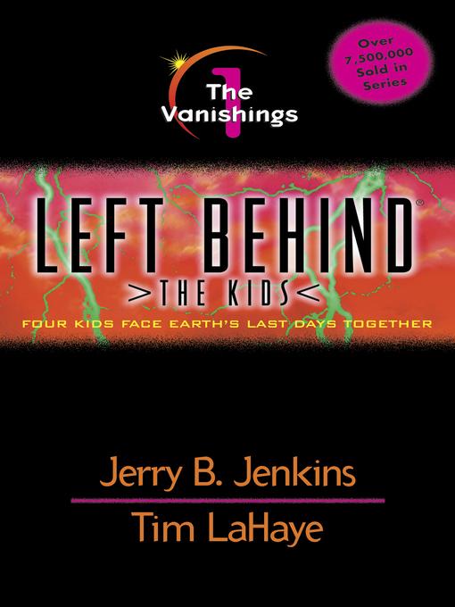left behind kids series the vanishings free epub