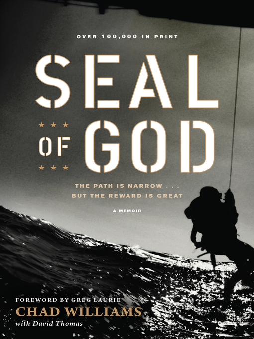 Title details for SEAL of God by Chad Williams - Wait list