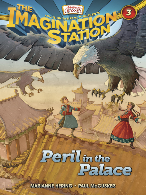 Title details for Peril in the Palace by Paul McCusker - Available