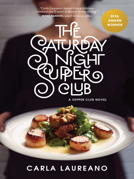 Cover of The Saturday Night Supper Club