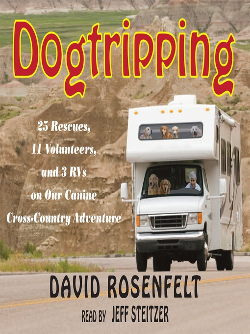 Title details for Dogtripping by David Rosenfelt - Available