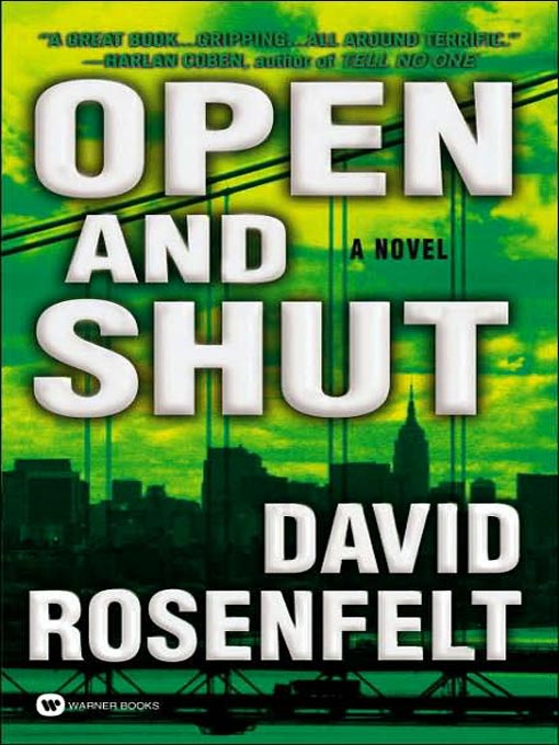 Title details for Open And Shut by David Rosenfelt - Available