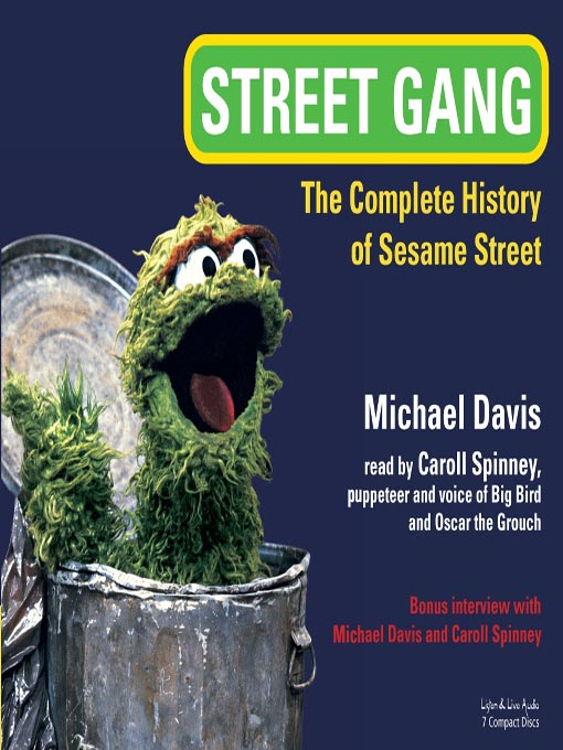 Title details for Street Gang by Michael Davis - Available
