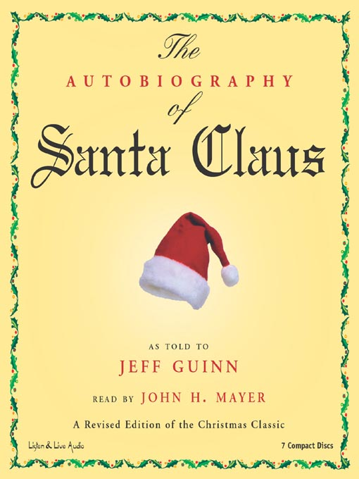 Cover of The Autobiography of Santa Claus