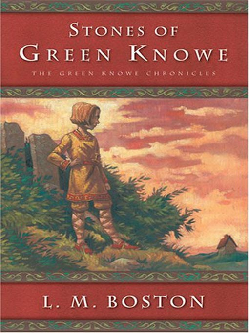 Cover image for The Stones of Green Knowe