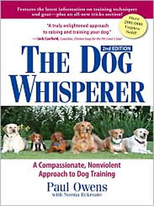 Title details for The Dog Whisperer by Paul Owens - Available