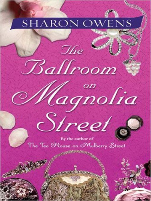 Title details for The Ballroom on Magnolia Street by Sharon Owens - Wait list