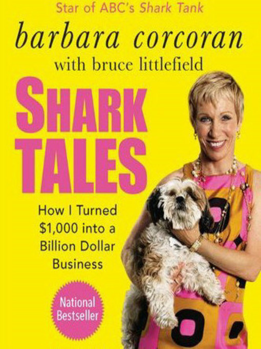 Title details for Shark Tales by Barbara Corcoran - Available