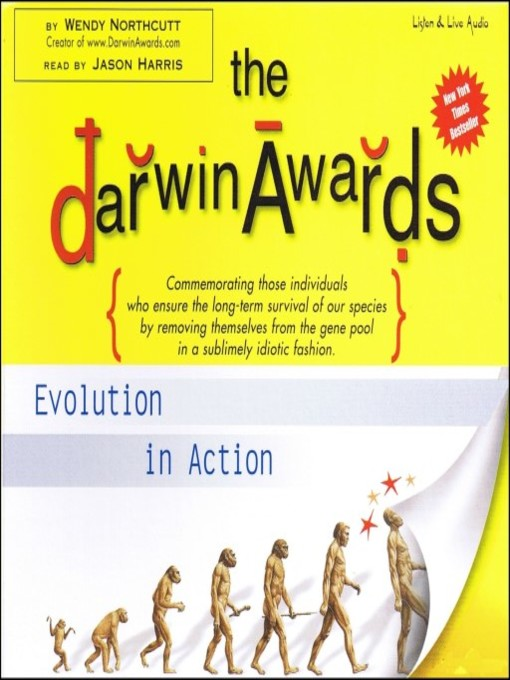 Title details for The Darwin Awards by Wendy Northcutt - Wait list