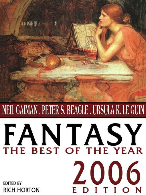 Title details for Fantasy by Rich Horton - Wait list