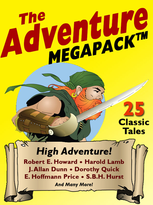Cover image for The Adventure Megapack