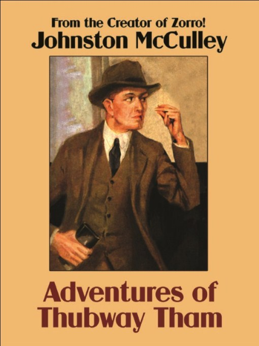 Cover image for Adventures of Thubway Tham