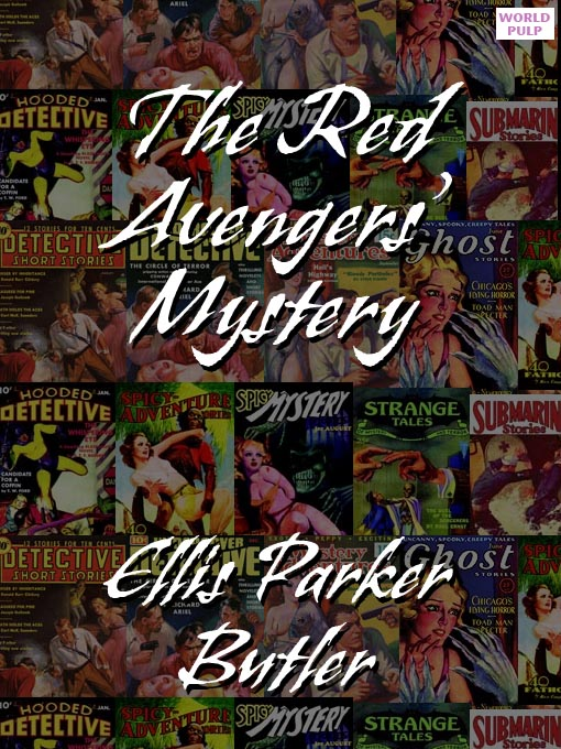 תמונה של  Betty Bliss in The Red Avengers' Mystery