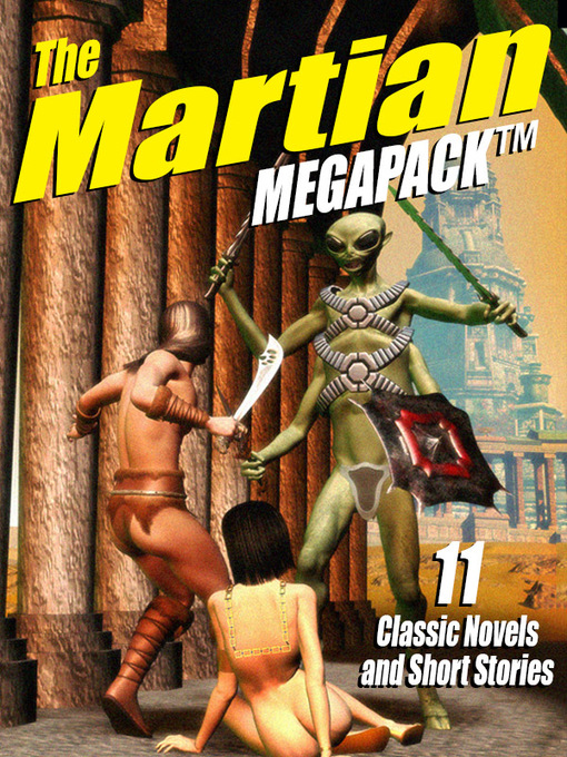 Title details for The Martian Megapack by Edgar Rice Burroughs - Available