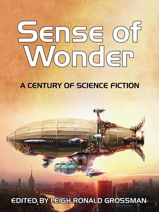 Cover image for Sense of Wonder