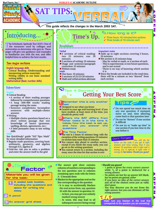 important tips for sat essay