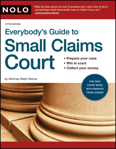 small claims courts