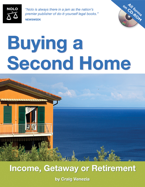 Title details for Buying a Second Home by Craig Venezia - Available
