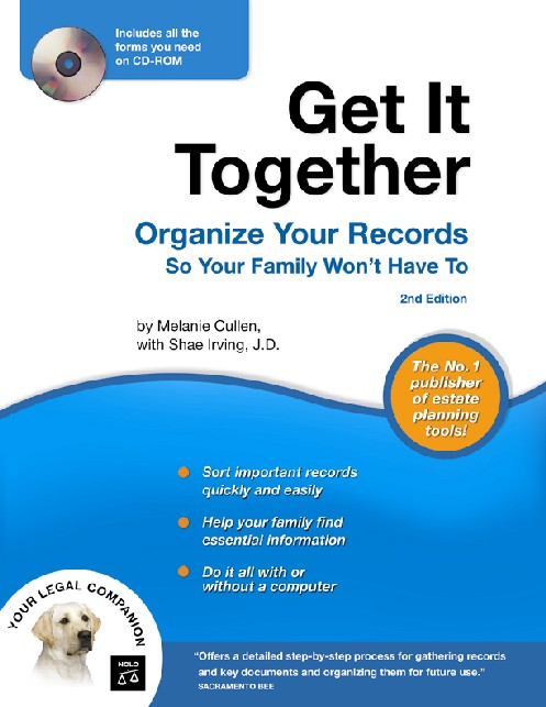 Title details for Get It Together  by Melanie Cullen - Available