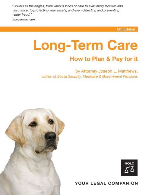 Title details for Long-Term Care by Joseph Matthews - Available