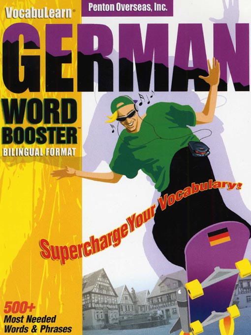 Vocabulearn℗' german word booster