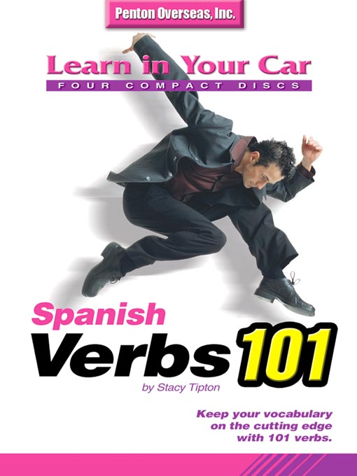 Title details for Learn in Your Car Spanish Verbs 101 by Stacey Tipton - Wait list