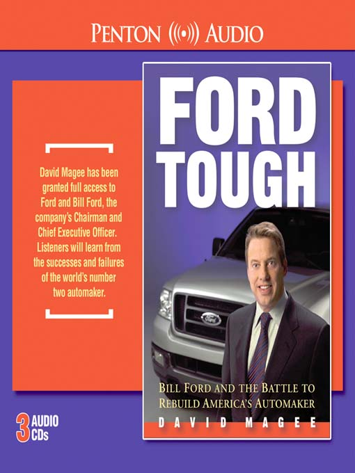 Title details for Ford Tough by David Magee - Available