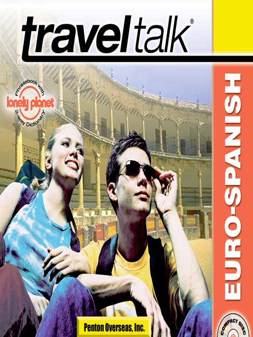 Title details for Traveltalk® Euro-Spanish by Penton Overseas, Inc. - Available