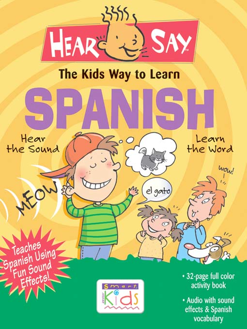 Title details for Hear-Say<sup>TM</sup> Spanish by Donald S. Rivera - Wait list