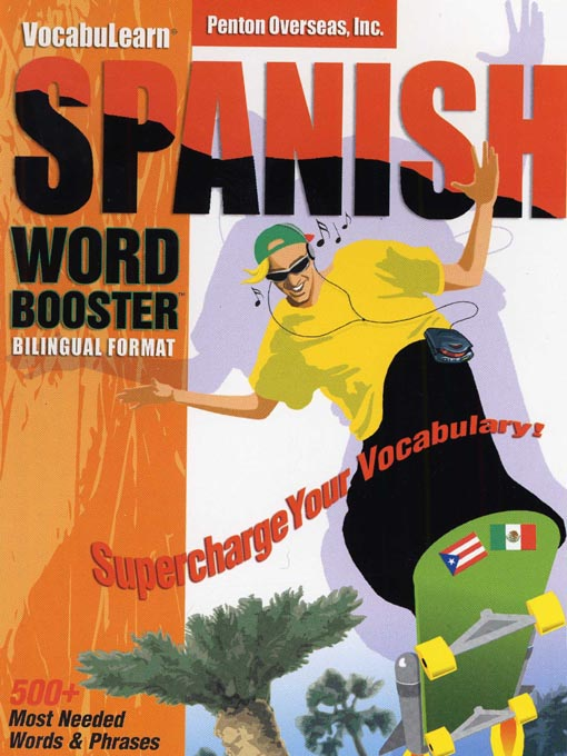 Title details for VocabuLearn® Spanish Word Booster by Penton Overseas, Inc. - Available