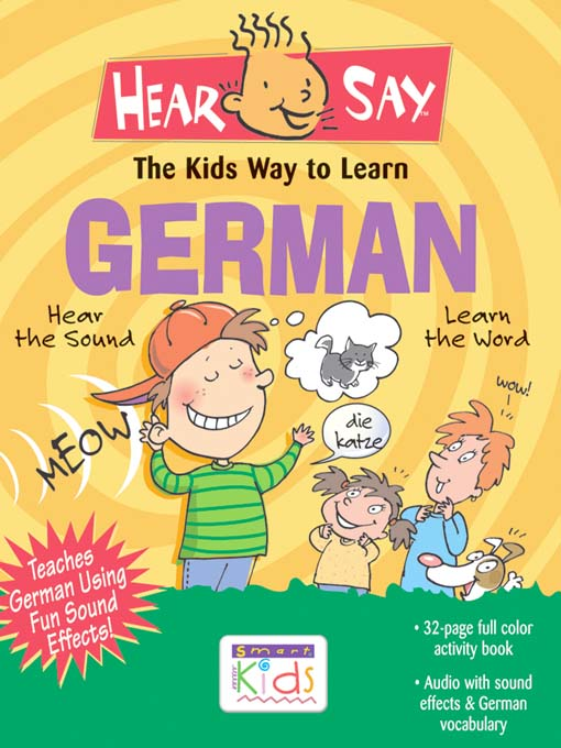 Title details for Hear-Say<sup>TM</sup> German by Donald S. Rivera - Available