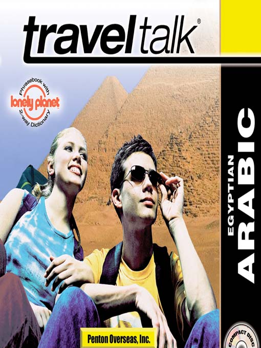 Title details for Traveltalk® Egyptian Arabic by Penton Overseas, Inc. - Available