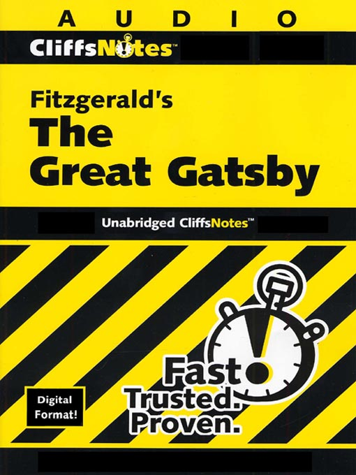 Title details for Fitzgerald's The Great Gatsby by Kate Maurer - Available