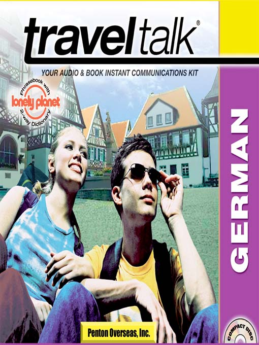 Title details for Traveltalk® German by Penton Overseas, Inc. - Available