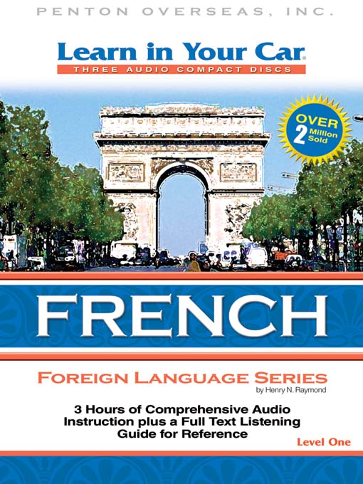 Title details for Learn in Your Car French Level One by Henry N. Raymond - Available