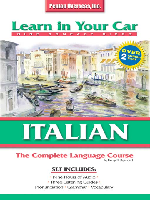 Title details for Learn in Your Car Italian Complete by Henry N. Raymond - Available