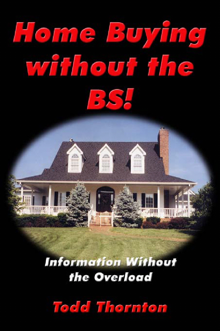 Cover of Home Buying without the BS!
