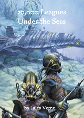 Title details for 20,000 Leagues Under the Seas by Jules Verne - Wait list