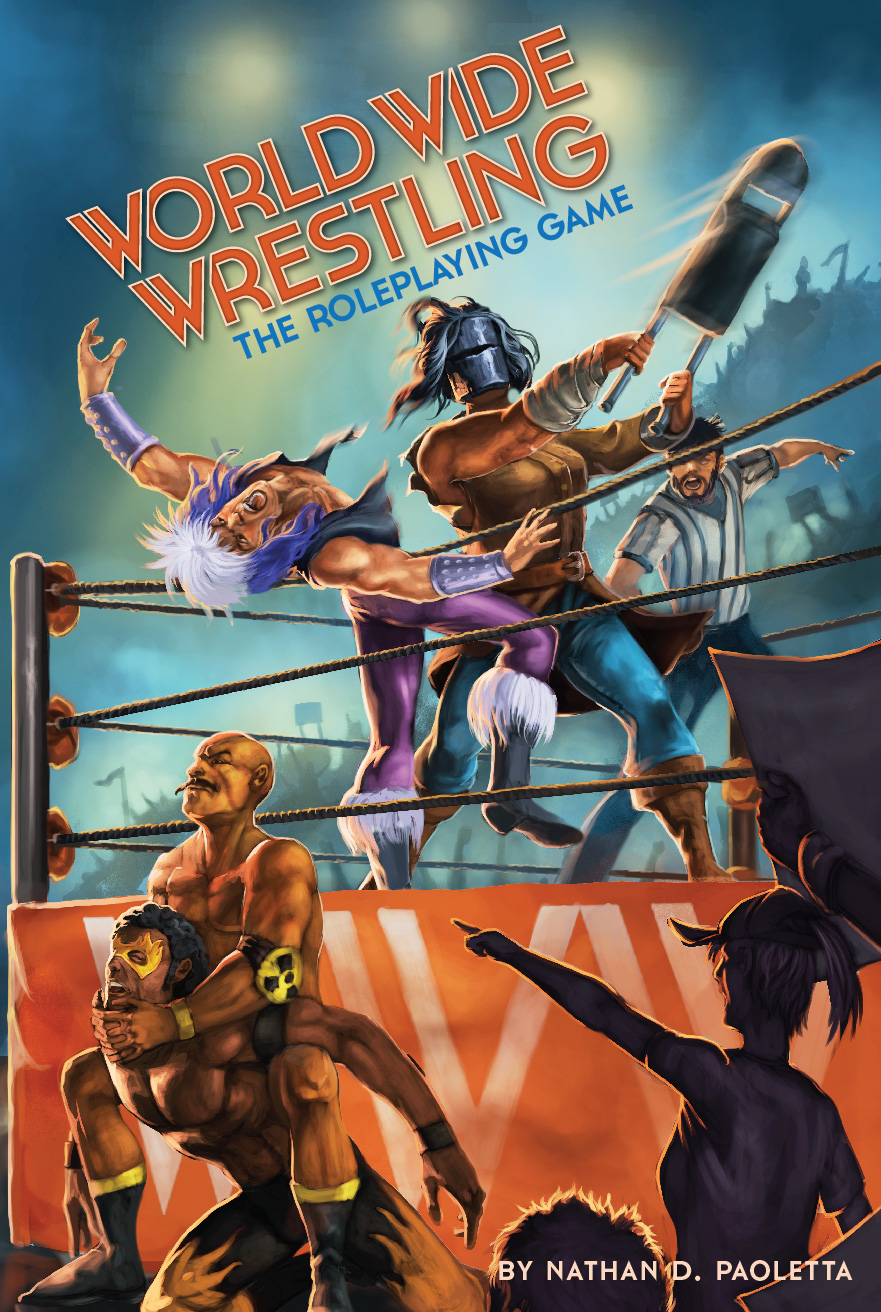 Title details for World Wide Wrestling Role Playing Game by Nathan D. Paoletta - Available