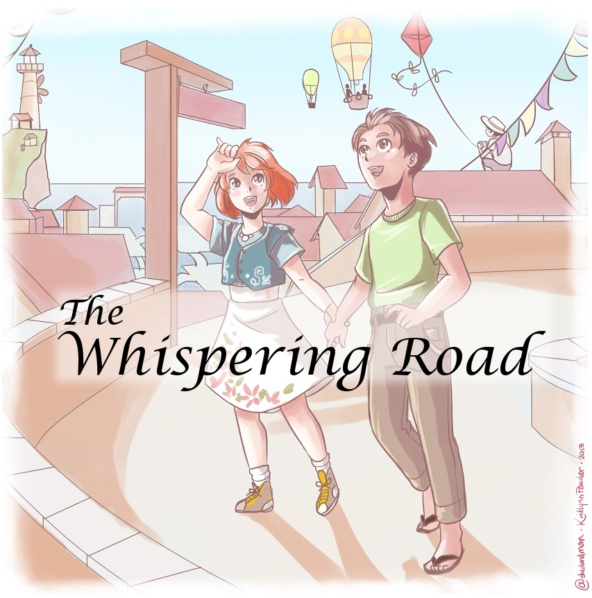 Title details for The Whispering Road by Brent P. Newhall - Available