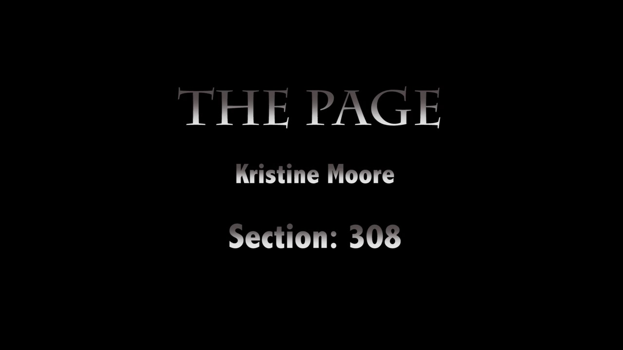Title details for The Page by Kristine Moore - Available