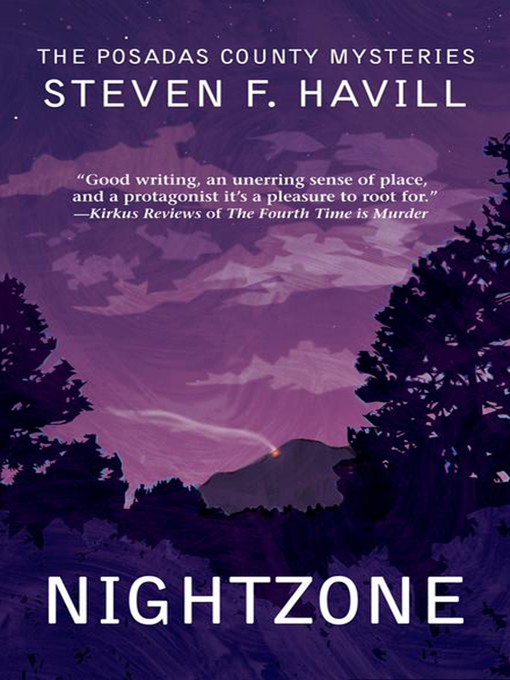 Title details for Nightzone by Steven F Havill - Available
