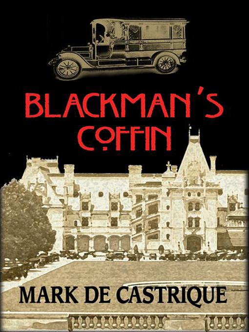 Title details for Blackman's Coffin by Mark de Castrique - Wait list