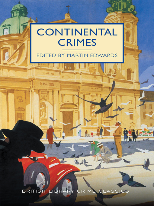 Title details for Continental Crimes by Martin Edwards - Wait list